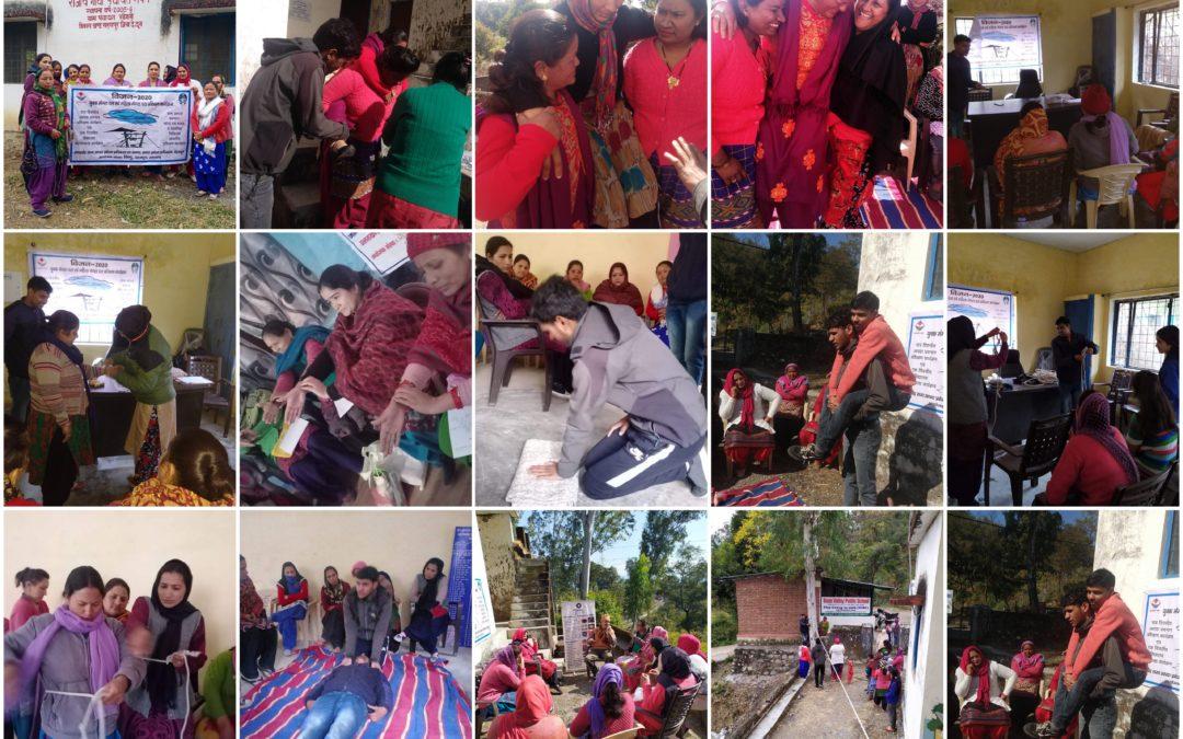 Disaster Management : Community Preparedness and School Safety Program, Dehradun